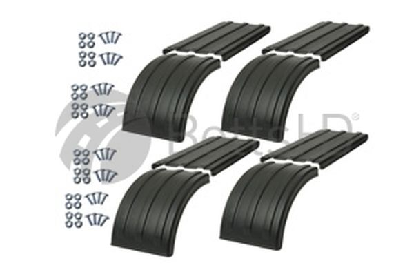 Half Tri Axle Fenders : Tri axle full fenders bettshd
